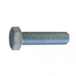 Parafuso Sextavado em aço 10,9 zincado - DIN 933 - ISO 4017