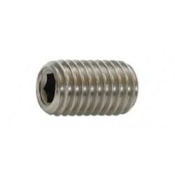 Pernos roscados aço 45H preto - DIN 916 - ISO 4029