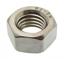 Porca sextavada (Inox A2o) - DIN 934 - ISO 4032