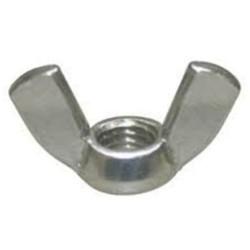 Porca orelha (Inox A2) - DIN 315