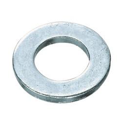 Anilha plana (Zincado) - DIN 125 - ISO 7089