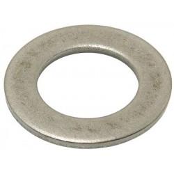 Anilha plana (Inox A2) - DIN 125 - ISO 7089